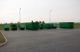 Didelių gabaritų atliekų surinkimo aikštelės